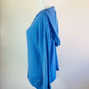 Tommy Bahama Tops - Tommy Bahama deep sky blue hooded sweater